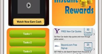 Instant Rewards App