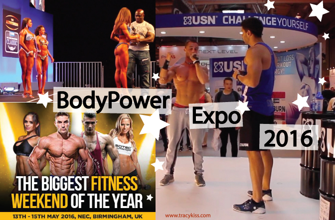 Bodypower Expo 2016 At The Birmingham NEC