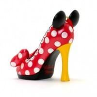 Minnie Mouse - Miniature Decorative Shoe