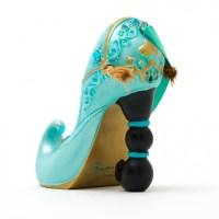 Jasmine - Aladdin - Miniature Decorative Shoe