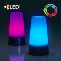 LED Stimmungslicht mit automatischem 7 Farbwechsel, RGB ...