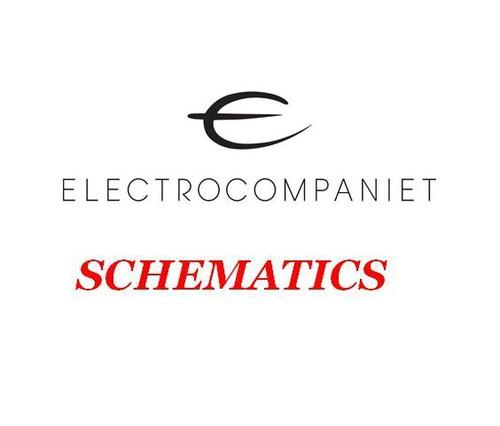 electrocompaniet aw 75 schematic for service