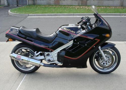 Suzuki Gsx 1100 F Wiring Diagram - Somurich