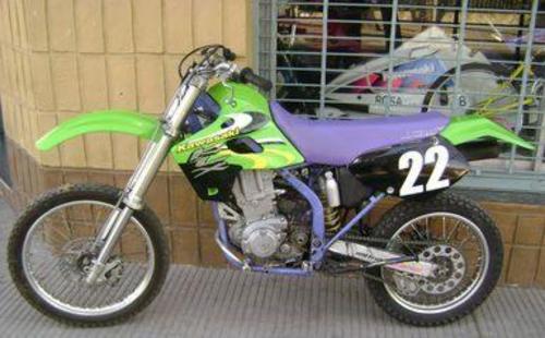 1993 KAWASAKI KLX650, KLX650R MOTORCYCLE SERVICE  REPAIR MANUAL -