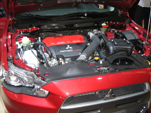 Mitsubishi Engines (Model 4D5-4D68, 4G1-4G9, 4M4, 6A1-6A12, 6G7, F8