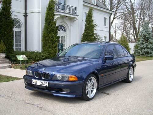 1997-2002 BMW 5-Series (E39) 525i, 528i, 530i, 540i Sedan, Sport Wa