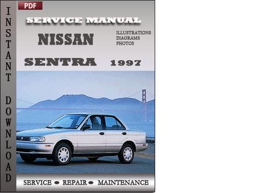 the best 1997 factory nissan 200sx shop repair manual