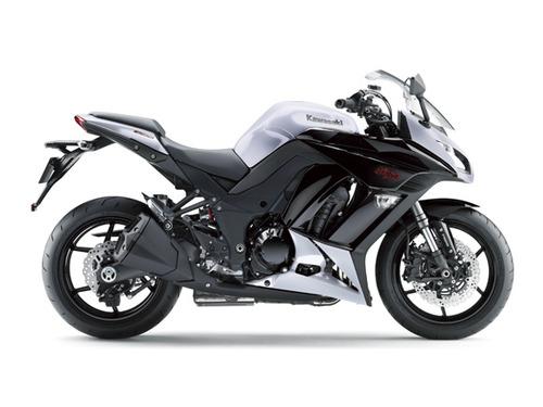 Kawasaki Ninja Z1000SX 1000 / Ninja 1000 ABS Workshop Service  Rep