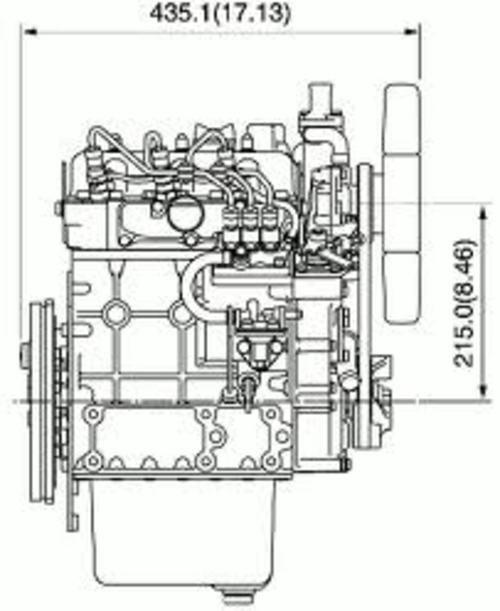kubota d722 engine parts diagram online