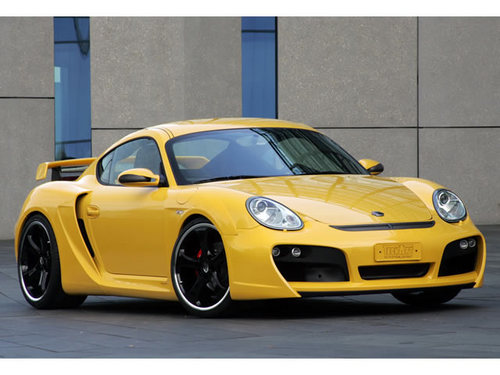 Porsche Cayman Service Repair Manual Download 2005-2008 - Download