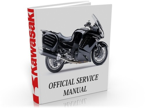 kawasaki 1400gtr 2008 workshop service repair manual