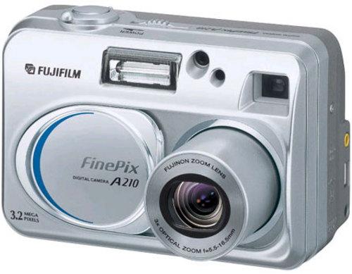 fujifilm finepix a210 service repair manual