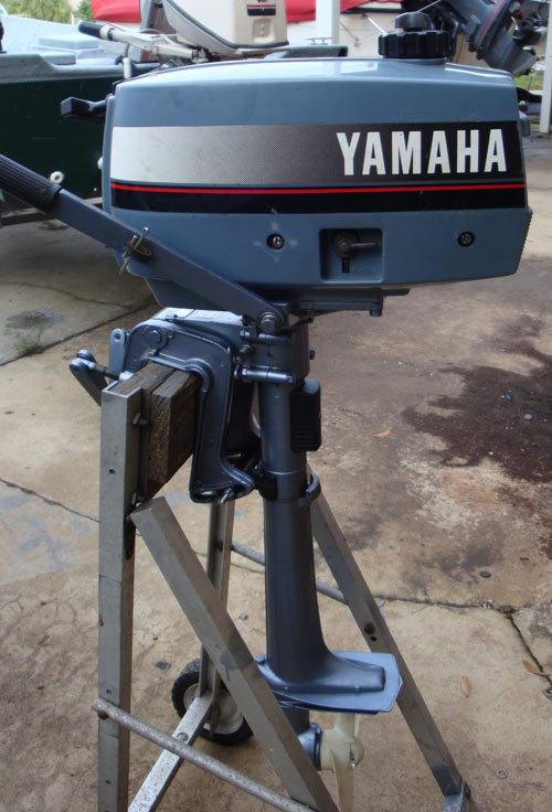 Yamaha Outboard 2HP - 250HP 2-Stroke  4-Stroke Service  Repair Ma