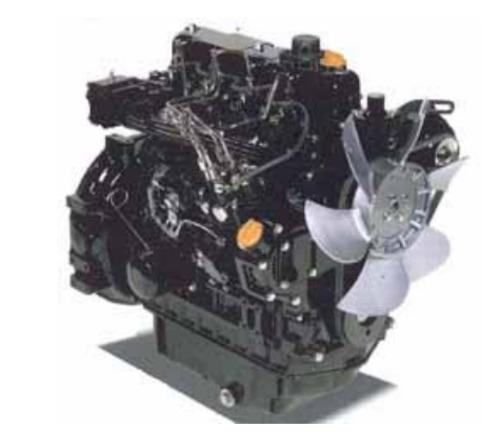 Yanmar 3TNV82A-BPMS Engine Parts Manual - Download Manuals  Te