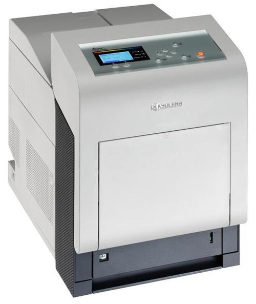 kyocera fs c5400dn laser printer service repair manual parts list