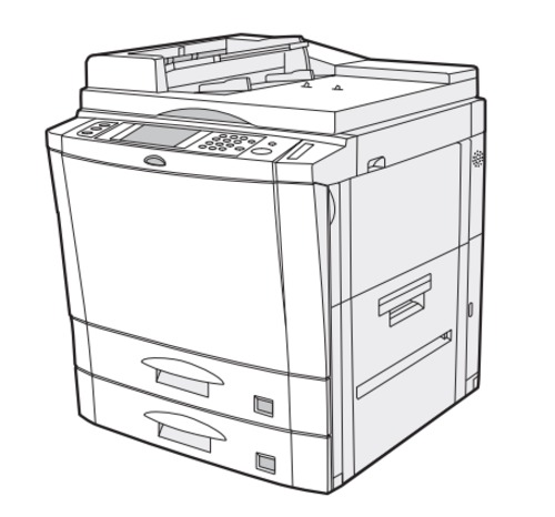 sharp ar 505 digital copier schematic diagram