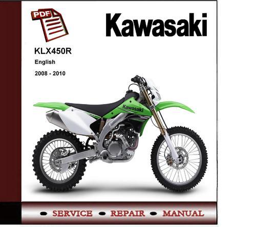 2008 2011 kawasaki klx450r service repair workshop manual download