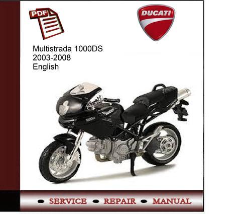 Ducati Wiring Diagram Service Manual Index listing of wiring diagrams
