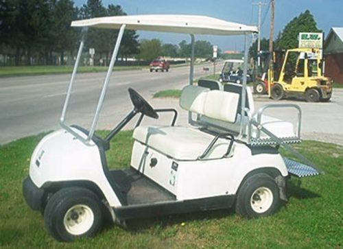 yamaha electric golf cart manuals
