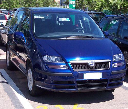 Fiat ULYSSE 2002-2007 Service Repair Manual