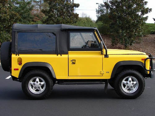 Land Rover Defender Workshop Manual Wiring Diagram