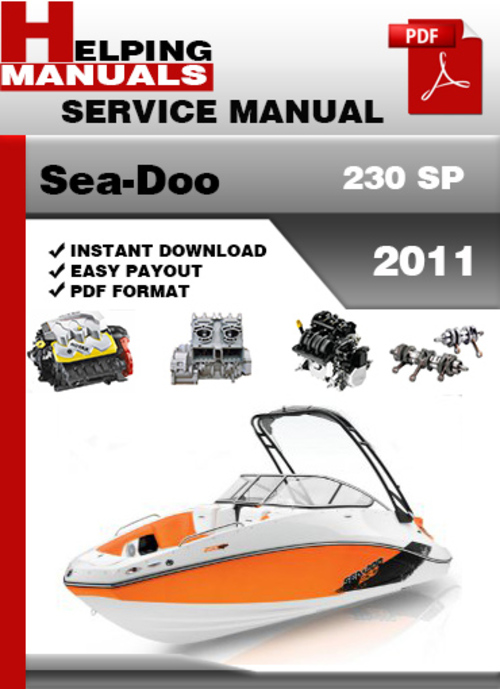 2010 bombardier seadoo 150 180 200 210 230 series sport boats repair manual pdf