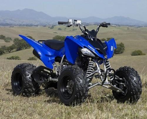 2008 Yamaha YFM250RX (Raptor 250) ATV Service Repair Manual INSTANT