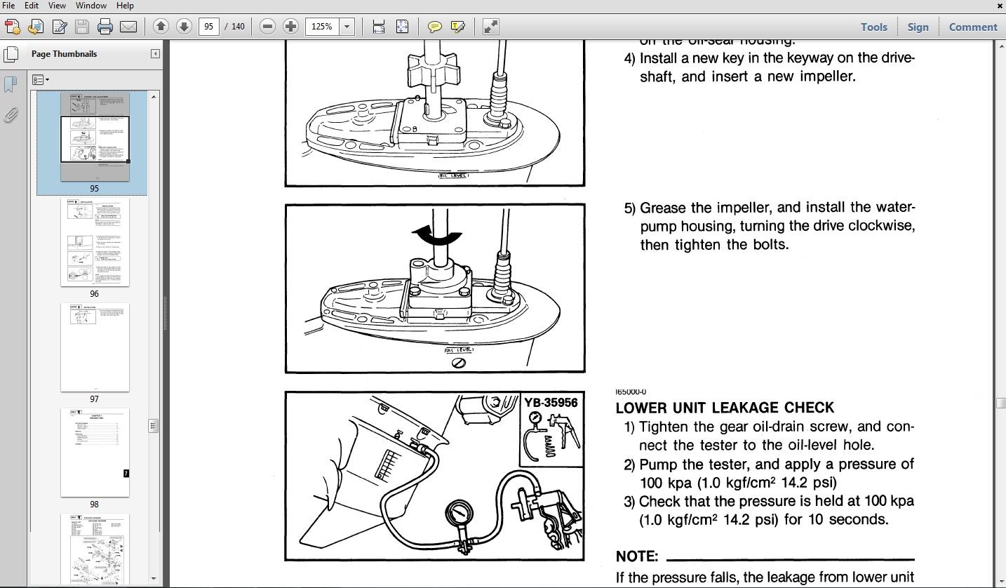 2012 yamaha 50 hp outboard service repair manual
