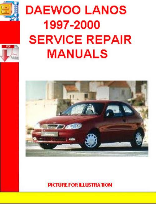 Daewoo Car Manuals Wiring Diagrams Pdf Wiring Diagram