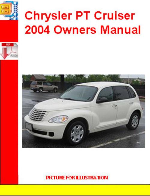 2005 chrysler pt cruiser sedan and convertible service repair manual download