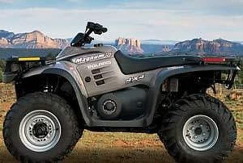 Polaris Magnum 325 2002 ATV Service Manual Repair Download - Downlo