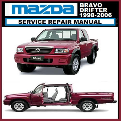 2004 Mazda Bravo Wiring Diagram - Wwwcaseistore \u2022