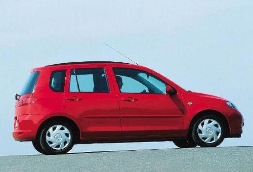 2002-2007 Mazda MAZDA2 (DY) Workshop Repair Service Manual - Downlo