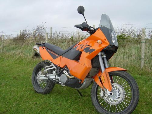 2003-2007 KTM 950 ADVENTURE, 990 ADVENTURE, 990 SUPER DUKE, 950 SUP