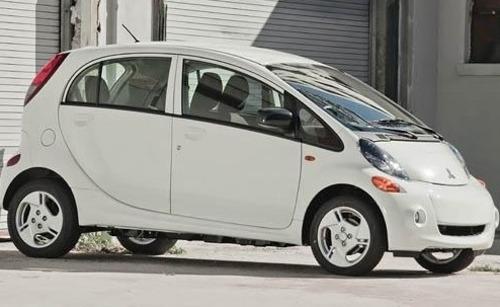 2012 Mitsubishi i-MiEV (Peugeot iOn, Citroën C-Zero) Workshop