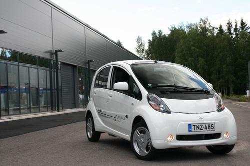 2011 Mitsubishi i-MiEV (Peugeot iOn, Citroën C-Zero) Workshop