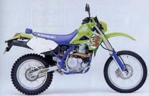 kawasaki klx 650 1993 repair manual
