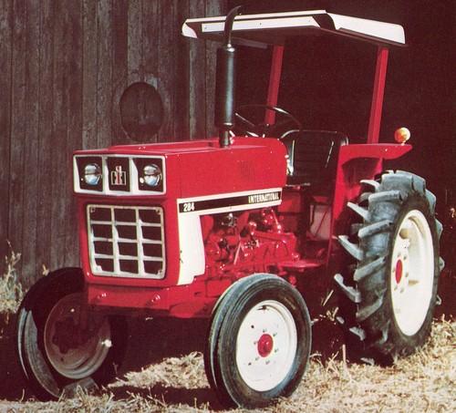 Case IH 284 Tractor Service Repair Shop Manual - DOWNLOAD - Downloa