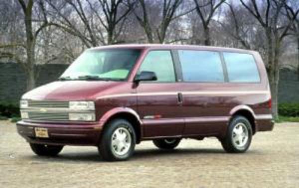 1997 chevy astro van repair manua