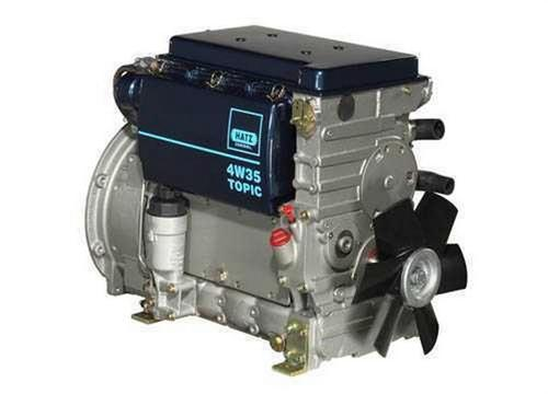 HATZ 2W35 3W35 4W35 SERIES ENGINE WORKSHOP SERVICE MANUAL - Downloa