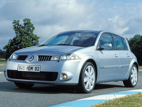2002-2008 Renault Mégane II Electrical Wiring Diagram Manual