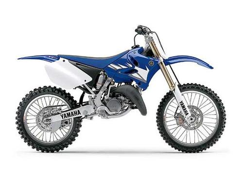2005 yamaha yz125 2 stroke service repair manual motorcycle pdf download detailed and specific