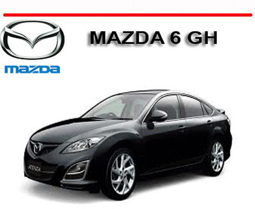 Mazda 6 Gh Wiring Diagram Wiring Diagram 2019