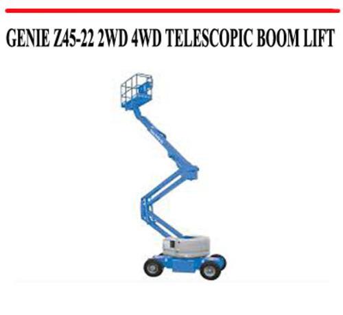 genie z 45 22 workshop service repair manual download