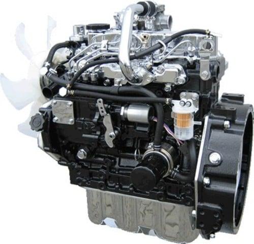 mitsubishi sl series s3l s3l2 s4l s4l2 diesel engine service manual