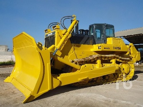 komatsu d475a 3 palm control specification dozer bulldozer service repair manual download 10695 and up