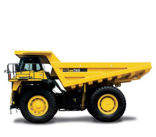 komatsu hd785 7 dump truck operation maintenance manual s n 7001 and up