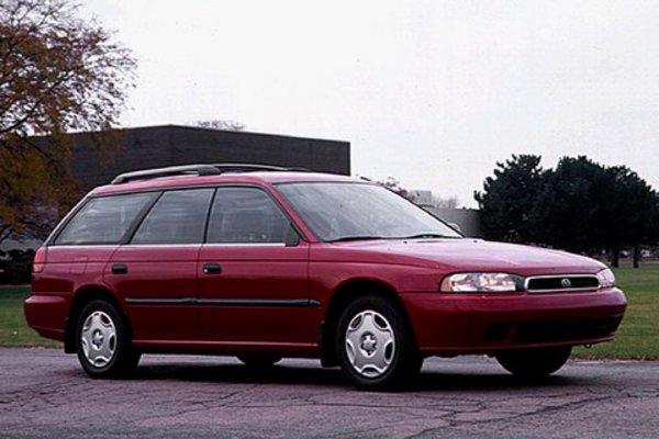 DOWNLOAD! (68 MB) 1995 Subaru Legacy Original Factory Service Manua