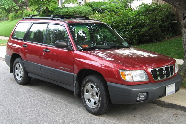 DOWNLOAD! (75 MB) 1999 - 2002 Subaru Forester - Complete Factory Se