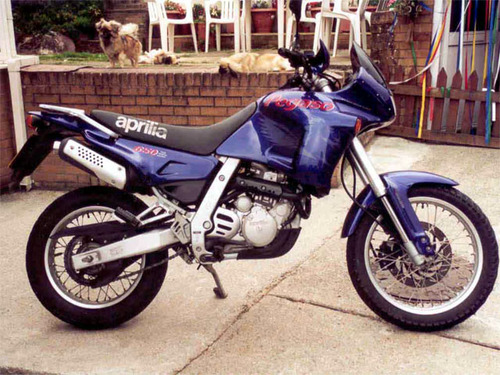 1997 Aprilia Pegaso 650 Service Repair Manual Download - Download M